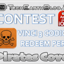 Oggi apriamo un nuovo Contest che si chiuderà Sabato 23 Febbraio 2013. Questo Contest mette in palio 3 codici redeem per l'applicazione Pirates Cove per iOS (iPhone, iPad, iPod touch) disponibile su App Store al prezzo di 0,89 €.  I vincitori che saranno […]