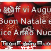 Lo staff di TechEarthBlog fa a tutti voi utenti i più sentiti auguri di un buon Natale e di un felice anno nuovo da passare ancora insieme seguendo durante il 2014 tutte le più importanti notizie provenienti dal mondo della […]