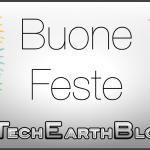 TechEarthBlog vi augura un buon Natale e un felice anno nuovo!