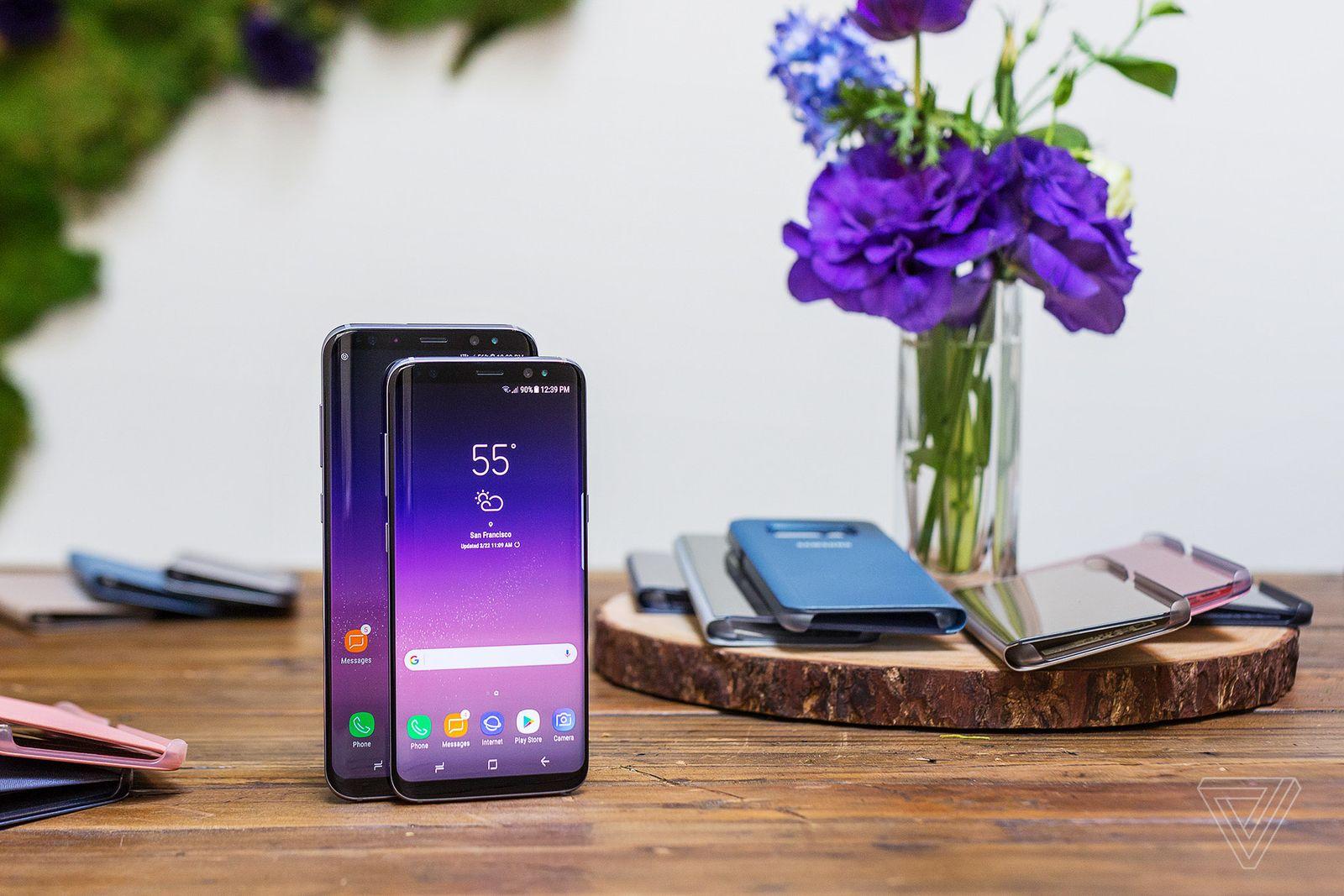 Samsung presenta i nuovi Galaxy S8 e Galaxy S8+: ecco tutte le novità! [FOTO + VIDEO]