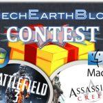 CONTEST: Vinci Assassin's Creed per Mac e Battlefield 3 per Windows con TechEarthBlog e Rikideveloper