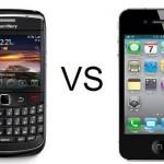 L'iPhone supera le vendite di BlackBerry in Canada