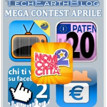 Apple non è coinvolta in alcun modo con il contest. Le regole del contest sono riportate in basso. Apple is not involved in any way with the contest. The contest rules are shown below. Oggi apriamo il Mega Contest Aprile, che […]