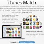 iTunes Match sbarca in Italia! ecco come attivarlo su Mac