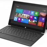 Microsoft Surface: le vendite non soddisfano le aspettative