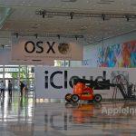 Nuovi cartelloni annunciano che anche OS X e iCloud saranno protagonisti al WWDC 2012