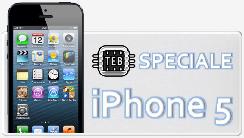 SPECIALE iPhone 5