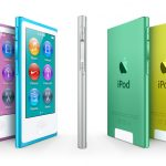 Apple presenta il nuovo iPod nano con un design rinnovato