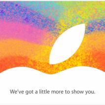 Apple ha da poche ore spedito i biglietti di invito alla stampa internazionale per il Keynote che si terrà Martedì 23 Ottobre dalle ore 19:00 presso il campus Apple di Cupertino. In questo evento verrà molto probabilmente svelato l'iPad mini, […]