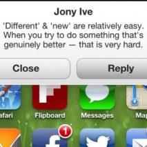 Come sappiamo probabilmente durante il prossimo WWDC in Giugno (se non prima) verrà presentato il futuro aggiornamento maggiore per iOS: iOS 7. Vista la recente modifica dei dirigenti Apple che ha portato all'abbandono si Scott Forstall come responsabile dello sviluppo […]