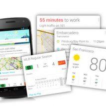 Nella giornata di ieri è arrivato su App Store come aggiornamento dell'app ricerca Google l'assistente vocale della società di Mountain View: Google Now. In questo modo l'assistente vocale che era in esclusiva su Android ora è accessibile in modo molto […]