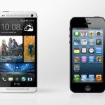 iPhone 5 con iOS 7 vs HTC One con Jelly Bean: il confronto [VIDEO]
