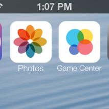 Quelle che vedete qui in basso potrebbero essere le nuove icone di iOS 7 che Apple svelerà al mondo questa sera durante la conferenza di apertura del WWC 2013. I ragazzi di 9To5Mac affermano di aver avuto modo di testare […]
