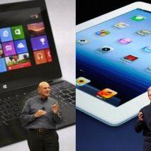 Non c'è pace per Apple a livello di spot pubblicitari, dopo la grande campagna pubblicitaria di Samsung contro gli iPhone arriva anche Microsoft a prendere di mira la gestione del multitaskingdell'iPad. L'azienda di Redmond ha infatti deciso di mettere in […]