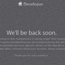 Sono ormai più di due giorni che è impossibile accedere ai portali dedicati agli sviluppatori Apple: l'iOS Dev Center e il Mac Dev Center sono infatti offline. Non è ancora chiaro il motivo di questo blocco improvviso, tuttavia l'azienda di […]