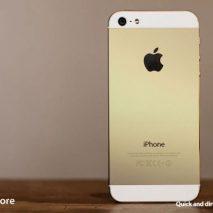 Ormai sembra certo, l'iPhone 5S sarà disponibile anche in una variante color oro con 128 GB di memoria interna. Si tratta quindi di una grande novità per l'estetica dell'iPhone che sino ad oggi è sempre stato venduto in nero e […]