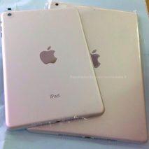Il noto sito franceseNowhereelse.fr ha pubblicato nelle ultime ore una serie di immagini del presunto iPad 5, ovvero la prossima generazione del tablet più famoso al mondo che Apple presenterà in autunno assieme all'iPad mini 2.