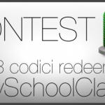 CONTEST: vinci 3 codici redeem per MySchoolClass con TechEarthBlog!