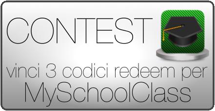 Contest MySchoolClass