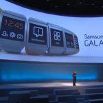 Samsung presenta ufficialmente lo smartwatch Galaxy Gear