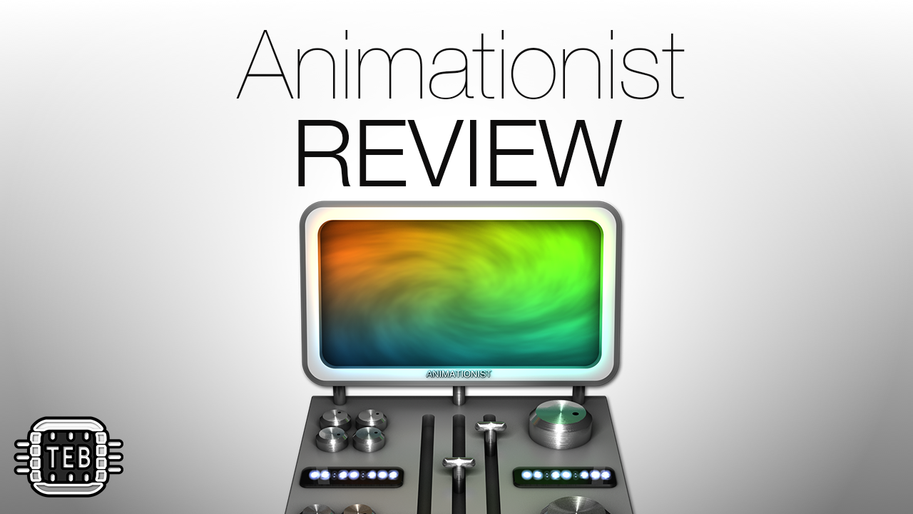 MINIATURA Animationist for Mac REVIEW