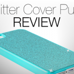 Glitter Cover Puro for iPhone 5 REVIEW by TechEarthBlog [VIDEO]