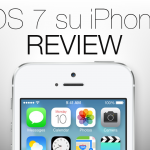 iOS 7 su iPhone REVIEW by TechEarthBlog [VIDEO]