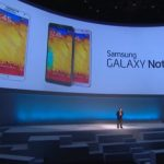 Samsung presenta ufficialmente il nuovo phablet Galaxy Note 3