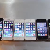 È arrivato su YouTube un divertente video che mostra in confronto tra loro la velocità di tutti gli 8 modelli di iPhone presentati da Apple negli ultimi anni. iPhone 5S, iPhone 5C, iPhone 5, iPhone 4S, iPhone 4, iPhone 3Gs, […]