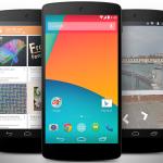 Nexus 5: Google presenta il suo nuovo smartphone top di gamma con Android 4.4 KitKat