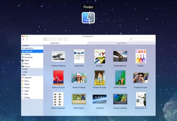OS X iOS 7