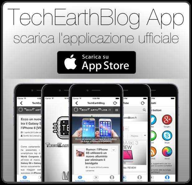TechEarthBlog App Nuovo 2