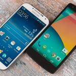 Nexus 5 vs Galaxy S4: due top di gamma Android a confronto [VIDEO]