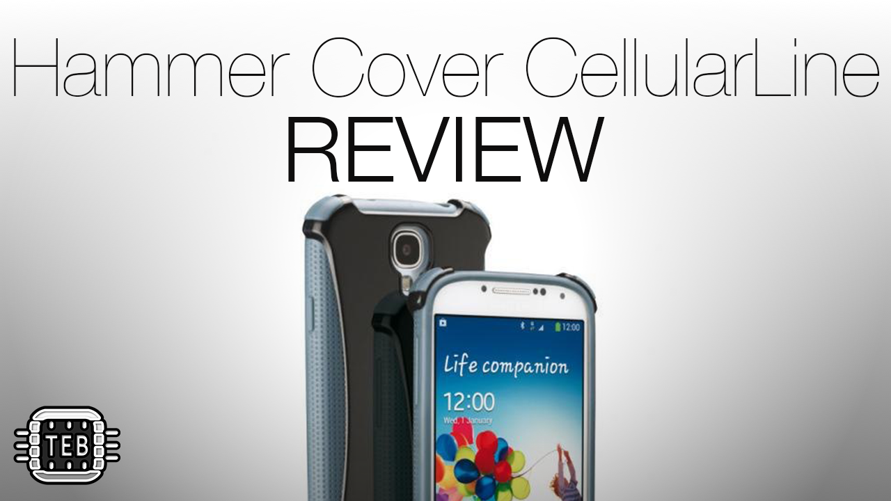Hammer Cover CellularLine