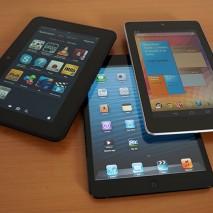Vi proponiamo oggi un nuovo e interessante scontro:iPad Mini Retina vs Nexus7 vs Kindle Fire HDX, i tre tablet da 7 pollici più richiesti del momento. Da una parte il nuovo iPad mini con Retina Display di Apple monta iOS […]