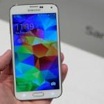 Samsung presenta il Galaxy S5: sensore impronte, migliorati hardware e design, manca l'innovazione
