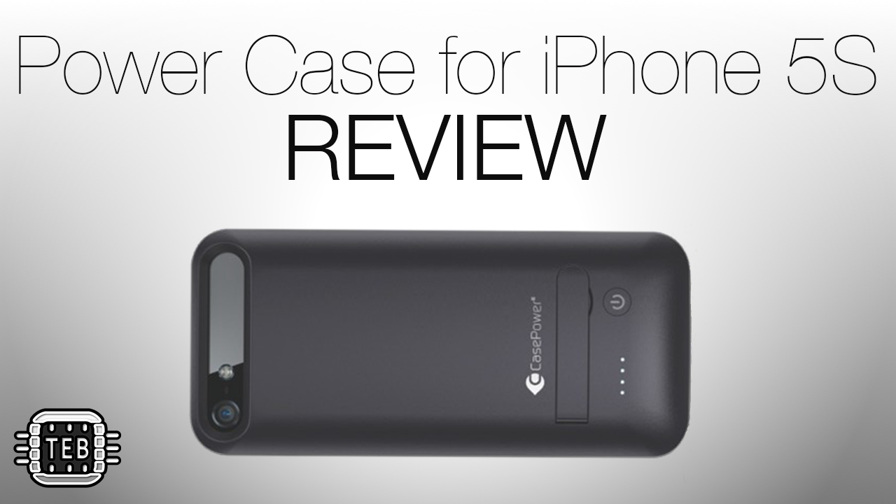 MINIATURA Power Case for iPhone 5S REVIEW
