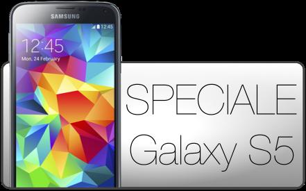 SPECIALE Galaxy S5