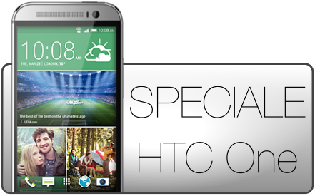 SPECIALE HTC One