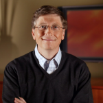 Bill Gates parla di Steve Jobs, religione e privacy in una intervista