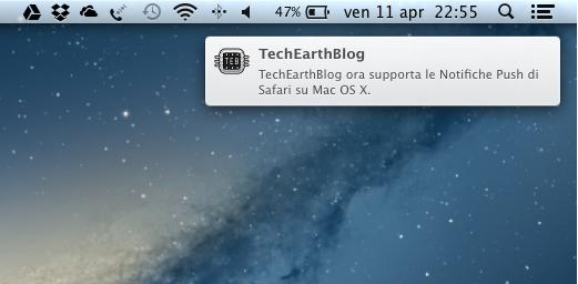 TechEarthBlog Push