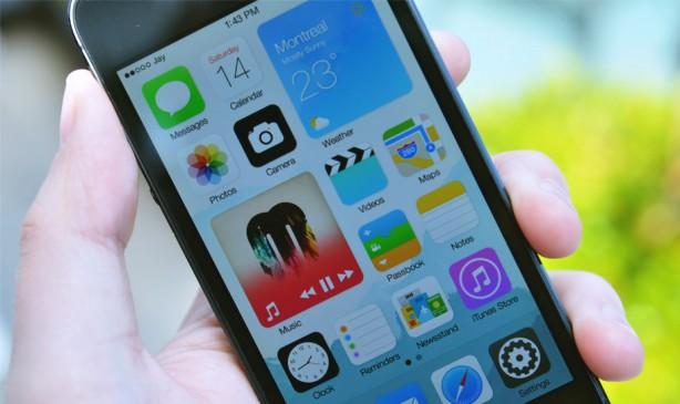 Concept iOS 8