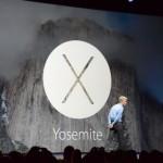WWDC 2014: Apple presenta OS X Yosemite, nuova grafica e funzioni per il Mac!