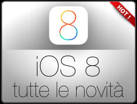 Speciale iOS 8