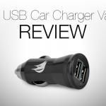 Alimentatore Double USB Car Charger di VaVeliero: la REVIEW di TechEarthBlog [VIDEO]