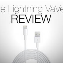 In questo video andremo a vedere più da vicino e a recensire il nuovo cavo Cable Lightning di VaVeliero. Grazie a questo cavo lungo tre metri potrete utilizzare ovunque il vostro device senza il disagio di un cavo troppo corto.