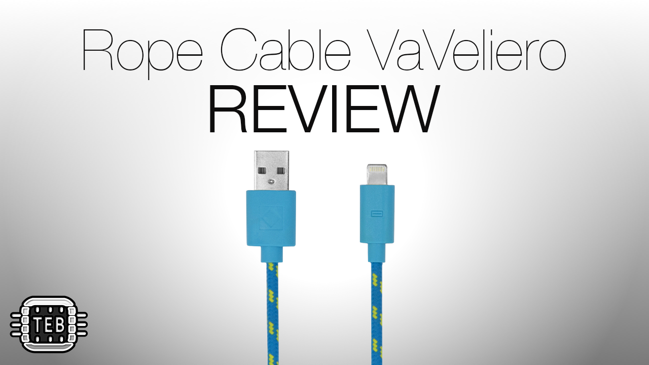 MINIATURA Cavo Rope Cable di VaVeliero REVIEW
