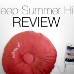 Cuscino Hi-Sleep Summer di Hi-Fun: la REVIEW di TechEarthBlog [VIDEO]