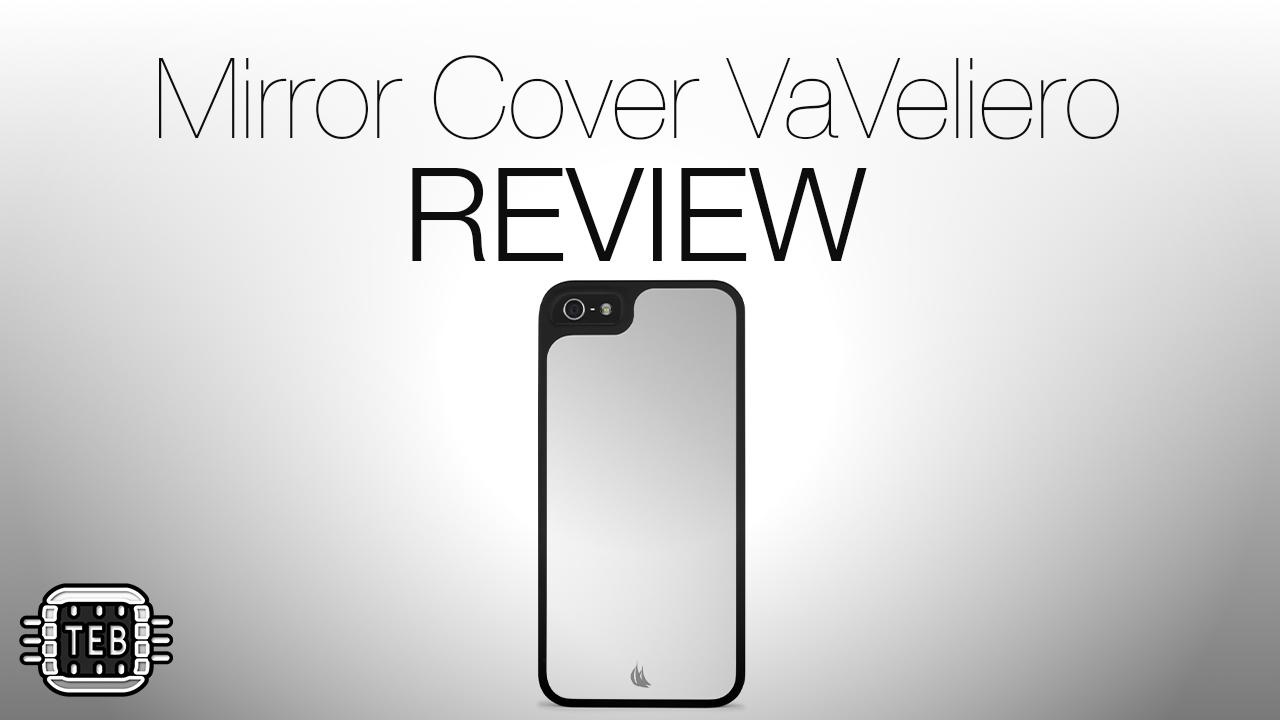 MINIATURA Custodia Mirror Cover di VaVeliero per iPhone 5S REVIEW