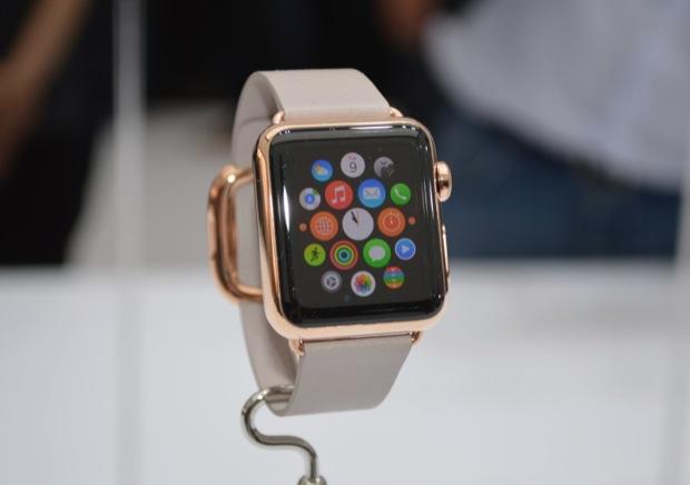 UBS: l'Apple Watch venderà 24 milioni di unità nel 2015